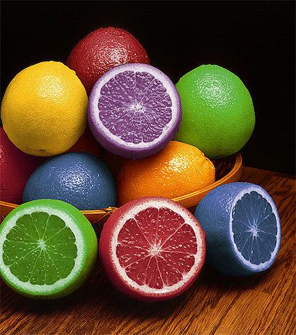 orange-coloree